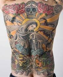 virgen de guadalupe tattoos