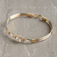gold love you bracelet images Ronaldo birthstone bracelet i love you more jpg