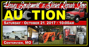upcoming events u2013 heavy equipment u0026 diesel repair shop auction