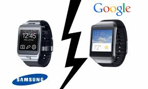 tizen vs android tension between and samsung angry at samsung for