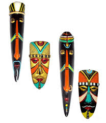 Egyptian Style Home Decor Decorative Masks Online Buy Decorative Masks Best Prices In