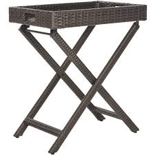 Outdoor Folding Side Table Endearing Folding Side Table With Folding Pagoda Side Table