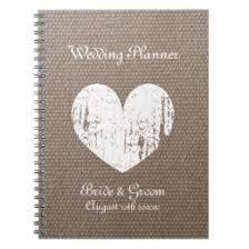 wedding planner journal wedding planner notebooks journals zazzle