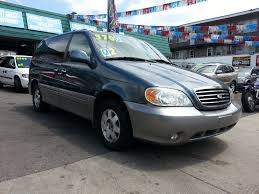 2002 kia sedona national auto group
