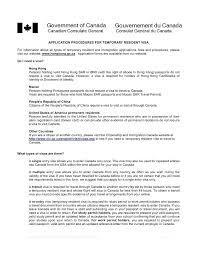 Invitation Letter Us Visa ideas of innovative invitation letter sle canada visitor visa 12