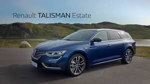 renault talisman estate nuevo renault talisman sport tourer talisman estate 2016 youtube