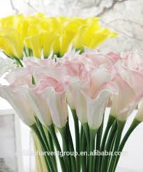 buy real touch white calla lily from trusted real touch white