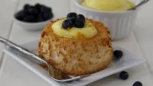 meyer lemon pudding cakes recipe bettycrocker com