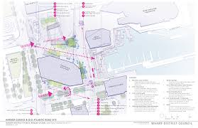 Stl Metro Map by Wharf District Council Releases Its Own Public Realm Vision