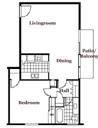 park montair apartments floor plans