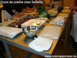 cours de cuisine à bruxelles cours de cuisine bruxelles le de cuisinejaponaise be