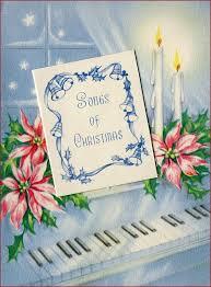 180 best christmas hymn images on pinterest vintage christmas