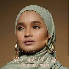 Makeup Tiar Zainal mattenifique lip sugarbelle x mua special edition tiar