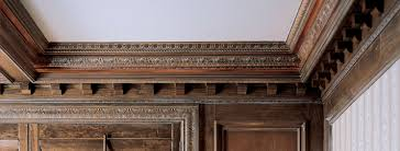 embellished hardwood mouldings ornamentally embossed mouldings