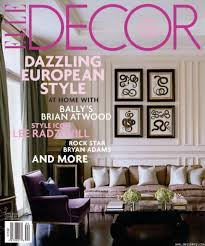 decor fresh interior decorating magazines interior design for