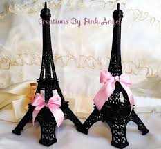 eiffel tower centerpiece 10 black metal eiffel tower eiffel tower cake topper
