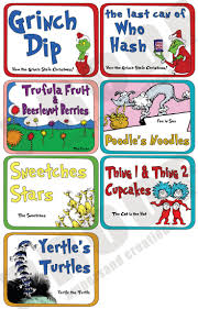 68 best dr seuss bunco images on pinterest birthday party ideas