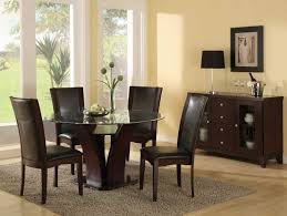 Vinyl Fabric For Kitchen Chairs by 5 Piece Dining Set Luxurious Grey Upholstered Dining Chair