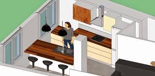 simulation 3d cuisine simulation 3d cuisine trendy d brique forme mur papier pe mousse