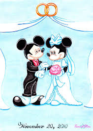 mickey and minnie wedding mickey and minnie wedding by creative dreamr on deviantart