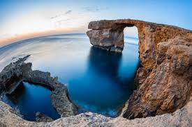 malta u0027s famous azure window rock formation collapses whnt com