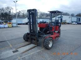 secondhand lorries and vans forklift trucks moffet forklift