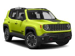 new jeep renegade green new 2018 jeep renegade trailhawk sport utility in arcadia 18jt273