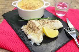 cuisiner filet de julienne filet de julienne et gratin de christophine la recette de filet de