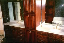 Vanity Top Cabinets For Bathrooms Gorgeous Attractive Best 25 Custom Bathroom Cabinets Ideas On For