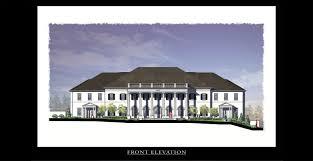Sorority House Floor Plans Shopping Center Architecture Hug U0026 Associates Architects