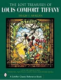Louis Comfort Tiffany Stained Glass Masterworks Of Louis Comfort Tiffany Alastair Duncan Martin