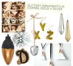 silver and gold christmas ornaments u2013 mobiledave me