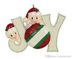 maxora resin babyface glossy joy family members christmas