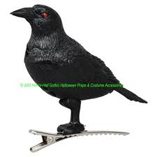 spirit halloween retailmenot gothic life size animated crow raven bird cage prop decoration