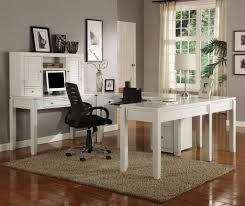 u shaped desks white u shaped desk with hutch u2014 all home ideas and decor u