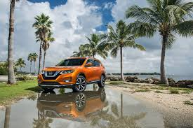 nissan orange picture nissan 2017 rogue orange palm trees cars
