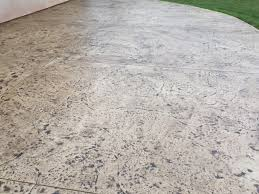 Color Concrete Patio by How To Restore A Stamped Concrete Patio Newlook International