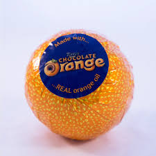 where to buy chocolate oranges buy christmas pudding chocolate orange from mixter maxter knitwear