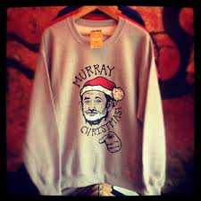 murray sweater bill murray murray fan sweater