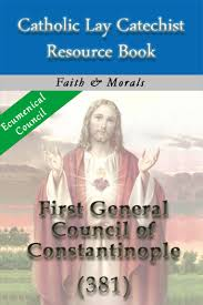 Council Of Constantinople 553 Ecumenical Councils Of The Catholic Church