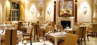 The Dining Room Michelin Star Restaurant The Goring - Restaurant dining room furniture