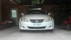 lexus is 250 grille emblem 06 lexus is250 aftermarket headlight installation youtube