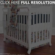 Miniature Crib Bedding Compact Crib Bedding Potpieplease