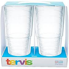 tervis tumbler 24 ounce clear 2 pack tervis