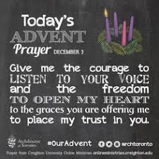 prayer for the fourth week of advent monday ouradvent