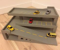 Plan Toys Parking Garage Instructions by Toy Parking Toy Garage Toy And Woodworking