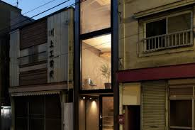 this 6 foot wide japanese house is actually rather luxe curbed