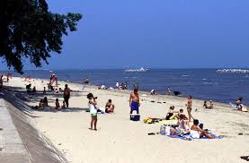 Ohio beaches images Cleveland and northeast ohio 39 s lake erie beaches jpg