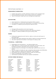 how to write skills in a resume resume peppapp