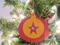 gift idea easy ornaments for